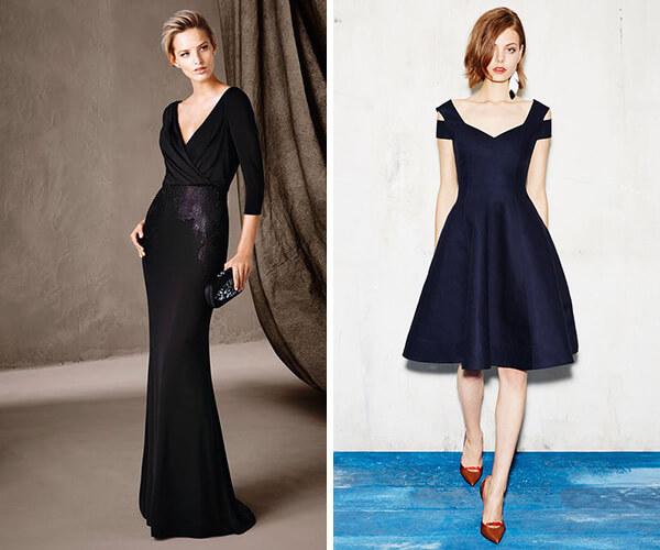 vestidos de festa para noite