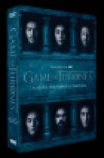DVD Game Of Thrones - 6ª Temporada - 5 Discos