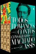 Box - Todos Os Romances e Contos Consagrados de Machado de Assis - 3 Volumes