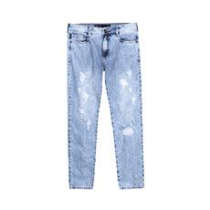 Calça Feminina Em Jeans Boyfriend