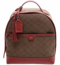 Mochila Vita Monograma Dusty Blush