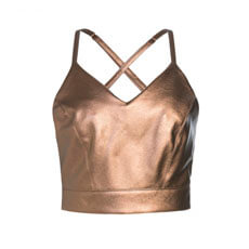 TOP CROPPED METAL