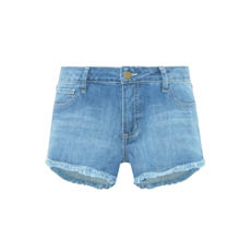 SHORT DENIM LOLA - AZUL