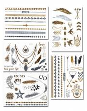 GOLD TATTOOS BY MELON MELON KIT A
