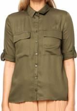 Camisa Militar Verde
