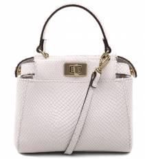 Mini Bag Vitória Branca