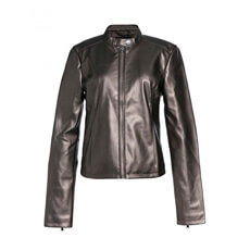 JAQUETA BASIC LEATHER