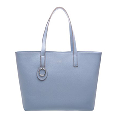 Bolsa Shopping Per Tutti Crystal Blue