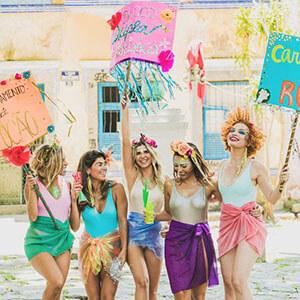 Fantasias de carnaval criativas e práticas para você se divertir em 2018