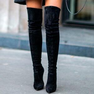5 modelos de botas que arrasaram nos looks de inverno!