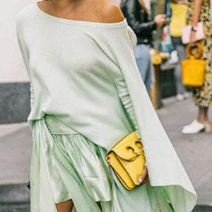 Conheça as 5 cores eleitas como tendência para a moda 2020