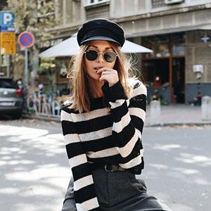 Boina feminina: looks incríveis e cheios de estilo
