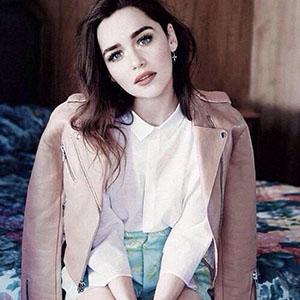 O estilo surpreendente de Emilia Clarke, da série Game of Thrones