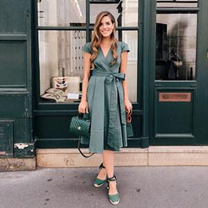 Vestido Midi: Descubra looks perfeitos para arrasar em várias ocasiões!
