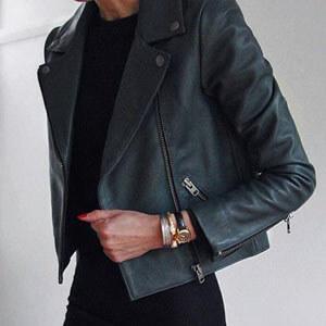 Jaqueta de couro - 4 maneiras de usar nos looks