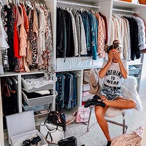 Armário Inteligente: Saiba como enxergar melhor suas roupas!