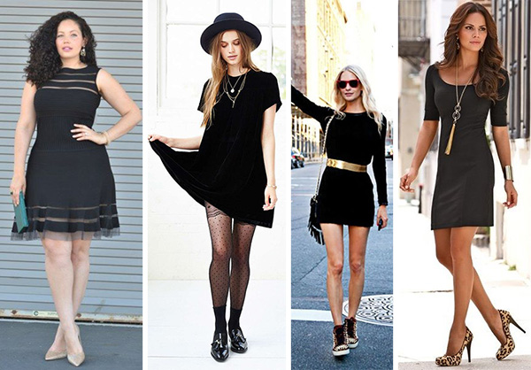 bfcb77a33 vestido preto  como usar o clássico do guarda roupa feminino