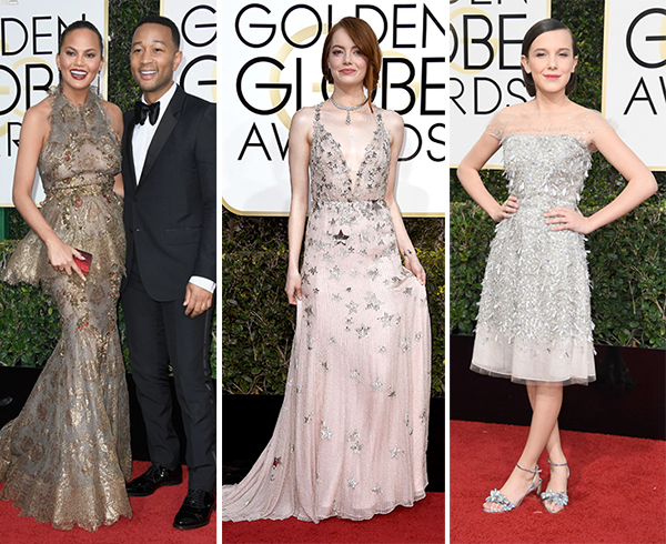 looks sofisticados golden globe