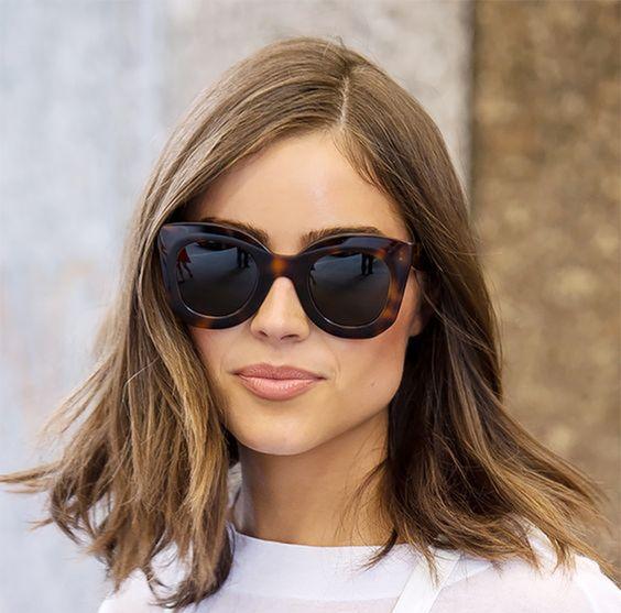 0aabfdbbaf453 O melhor óculos de sol para o seu formato de rosto