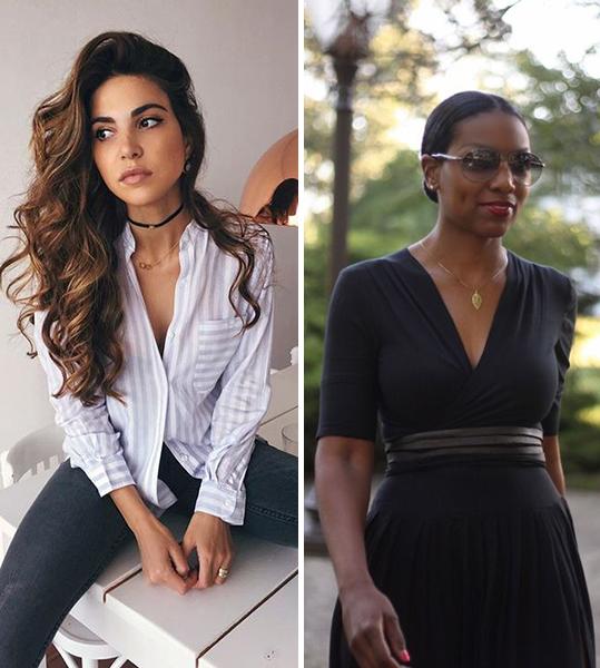 b696c6acd Os famosos vestidos envelope ou transpassados também são ótimas pedidas  para as mulheres de busto grande. Peça chave no guarda roupa!