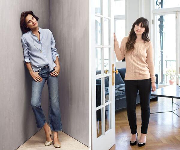 22ca37b4a Como se vestir como uma francesa