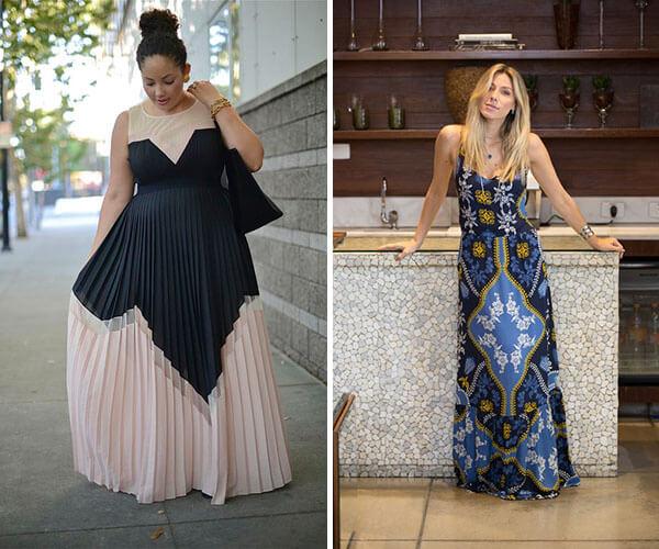 7820dc954 Vestidos longos: Descubra qual é o modelo perfeito para você!