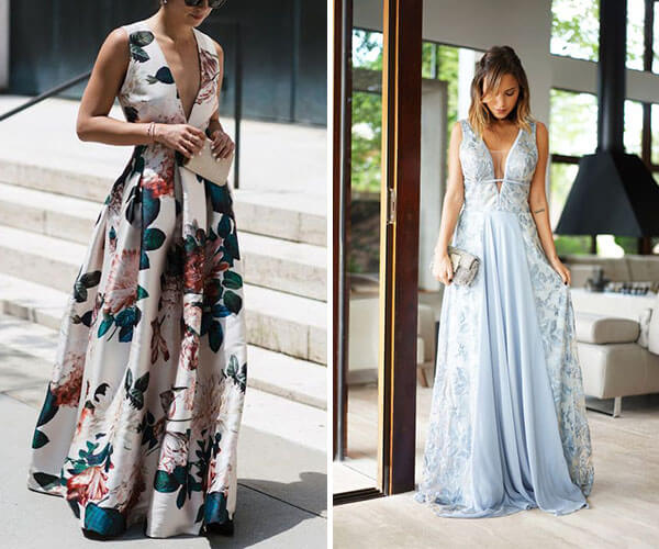 60b032fd6 Vestidos longos  Descubra qual é o modelo perfeito para você!