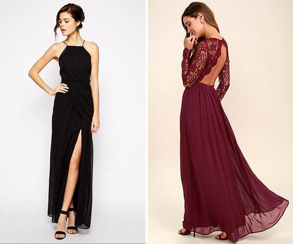 0504c36ab Vestidos longos: Descubra qual é o modelo perfeito para você!