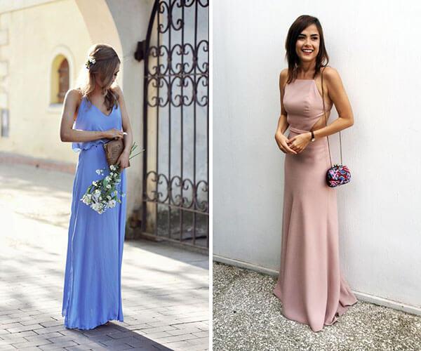 6c893ad74a Vestidos longos  Descubra qual é o modelo perfeito para você!