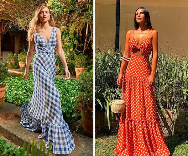 9ce0339f37be Vestidos longos: Descubra qual é o modelo perfeito para você!