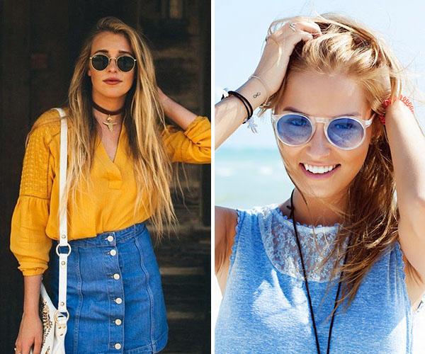 3b773587cfa45 Modelos de óculos de sol que são trends do verão