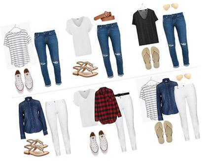 planejamento de guarda-roupa